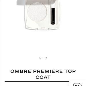Chanel ombré premiere top coat